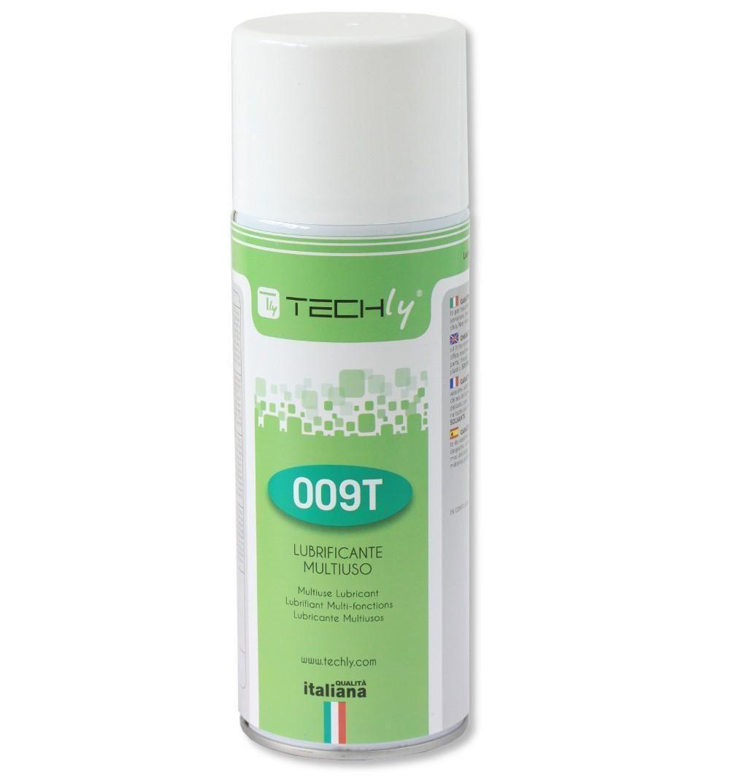 Spray Lubrificante Alte Prestazioni 400ml