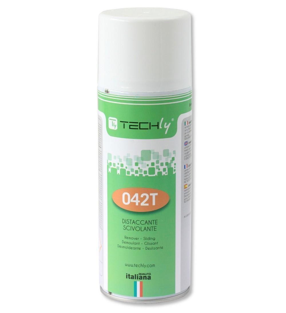 Spray Silicone Lubrificante Distaccante Scivola...