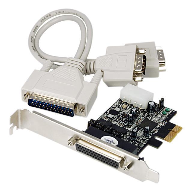 Scheda Seriale RS-232 2 Porte PCI Express con 1...