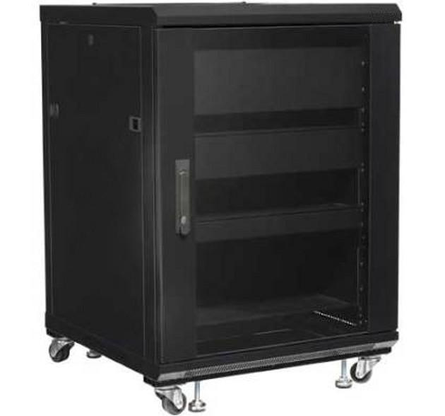 Armadio Rack 19'''' 600x600 15U per Audio Video...