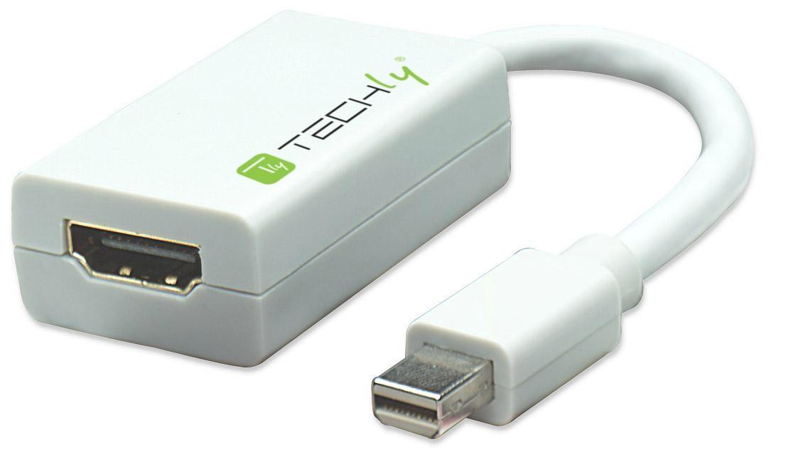 Adattatore Mini DisplayPort (Thunderbolt) 1.1 /...