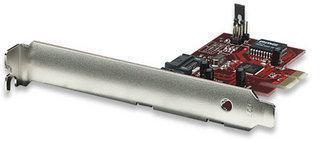 Scheda PCI Express SATA 3 Gb/s RAID