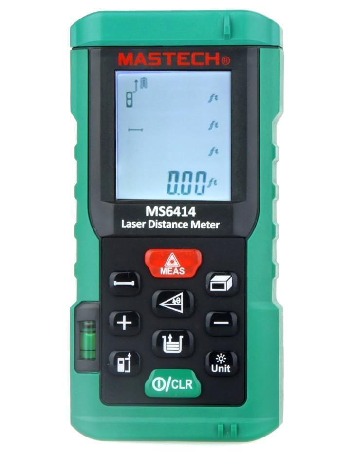Telemetro Distanziometro Laser fino a 40m MS6414