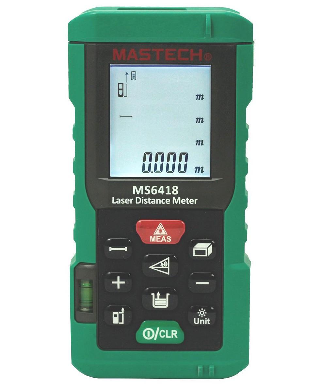 Telemetro Distanziometro Laser fino a 80m MS6418