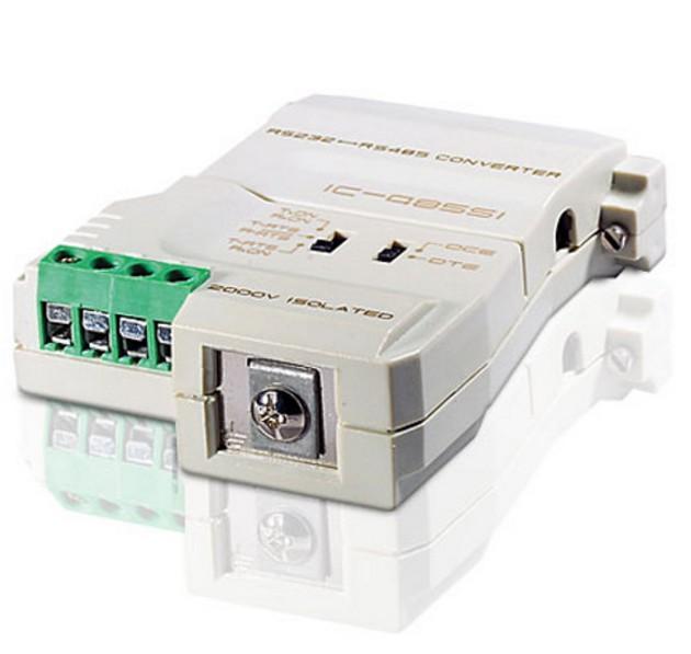 Convertitore da RS232 a RS422/485 Optoisolato, ...