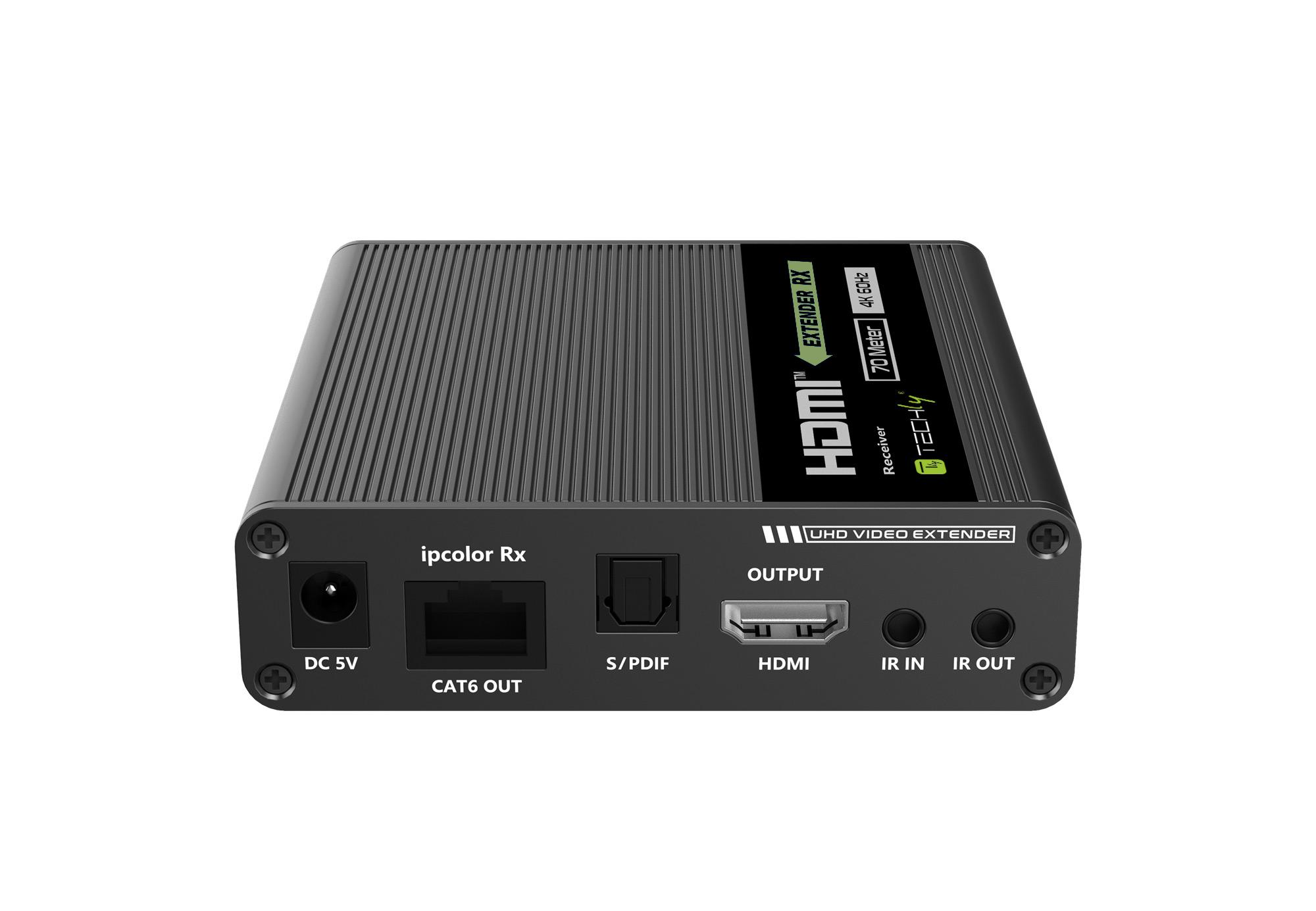 Amplificatore Extender HDMI 4K fino a 70m su Cavo Cat.6/6A/7