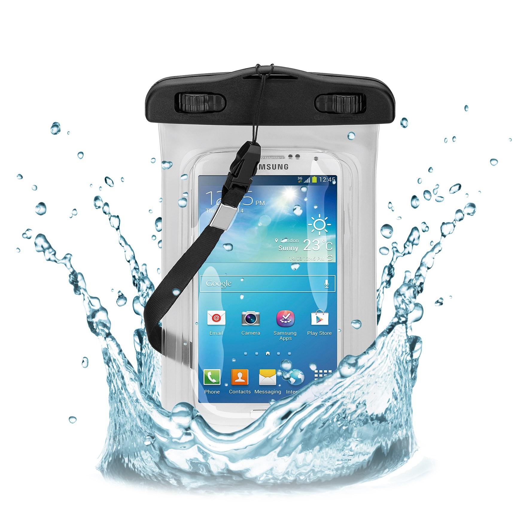 Custodia da Spiaggia Impermeabile per Smartphon...