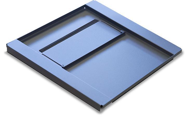 Base per Armadi Flat Pack Rack 19'''' 600x600 m...