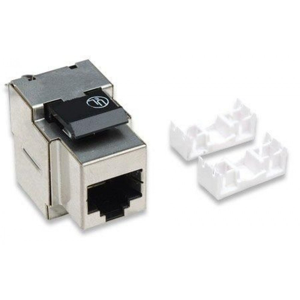 Frutto Keystone RJ45 Cat6 STP - Intellinet - IWP-MD C6/STP-1