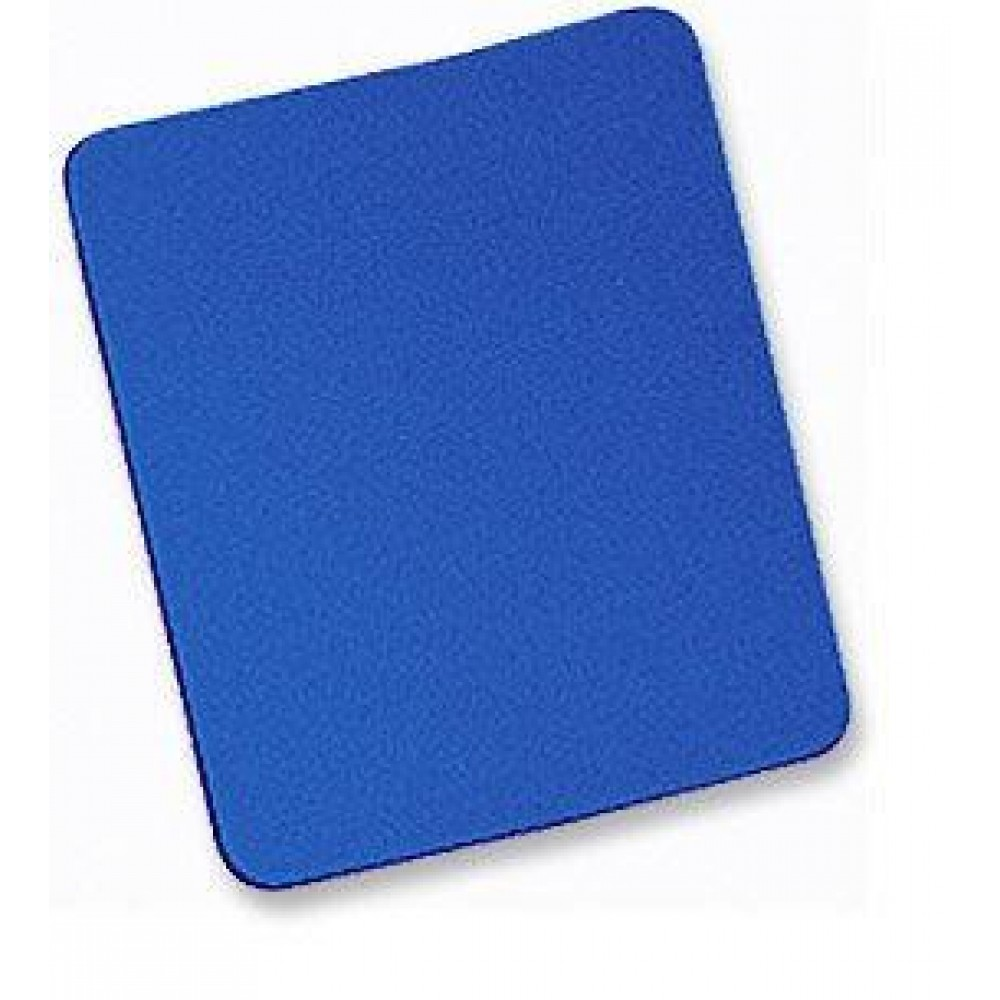 Tappetino in Gomma, 6 mm, Bulk, 21,5x19 cm, Blu - Manhattan - ICA-MP 30-BLUE-1