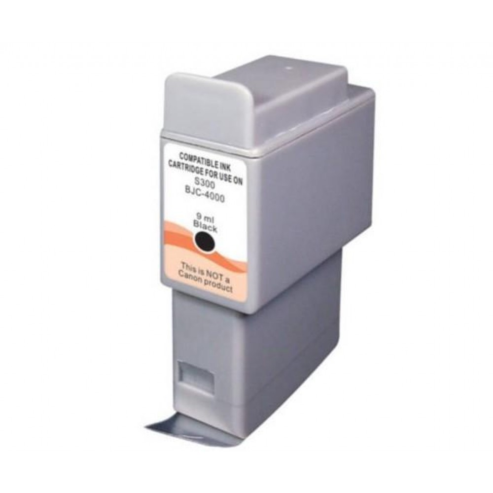 Cartuccia Compatibile CANON® BCI-24 - 6881A002 - Colore Nero - Manhattan - IC-24B-1