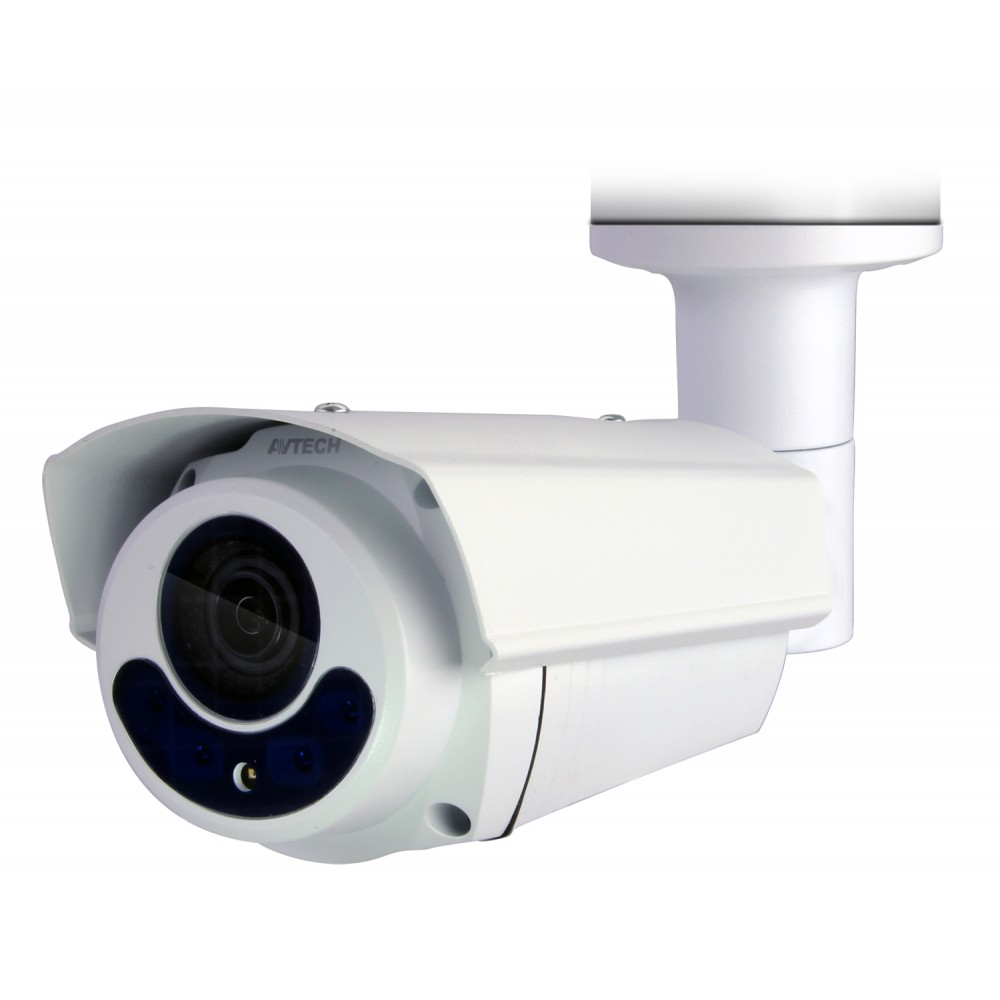 Telecamera IP 2Mp Full HD IR Starlight IP66 Lenti Motor, DGM2643SVP - Avtech - IC-DGM2643SV-1