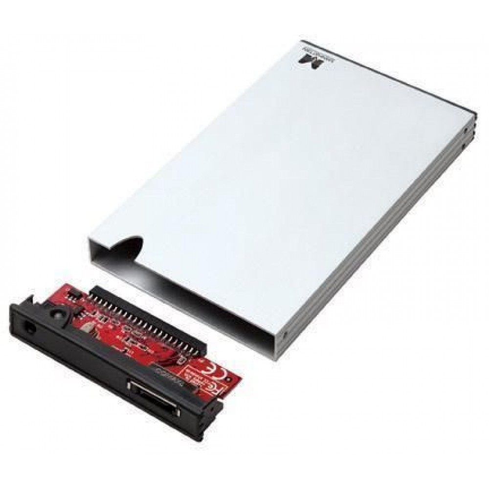 Mini-Box esterno serial ATA 2.5 - Manhattan - I-CASE SATA-25-1
