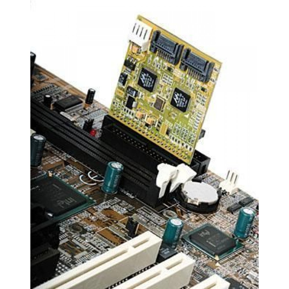 Ide to Serial ATA bridge - Manhattan - ICC IO-ATA340-1