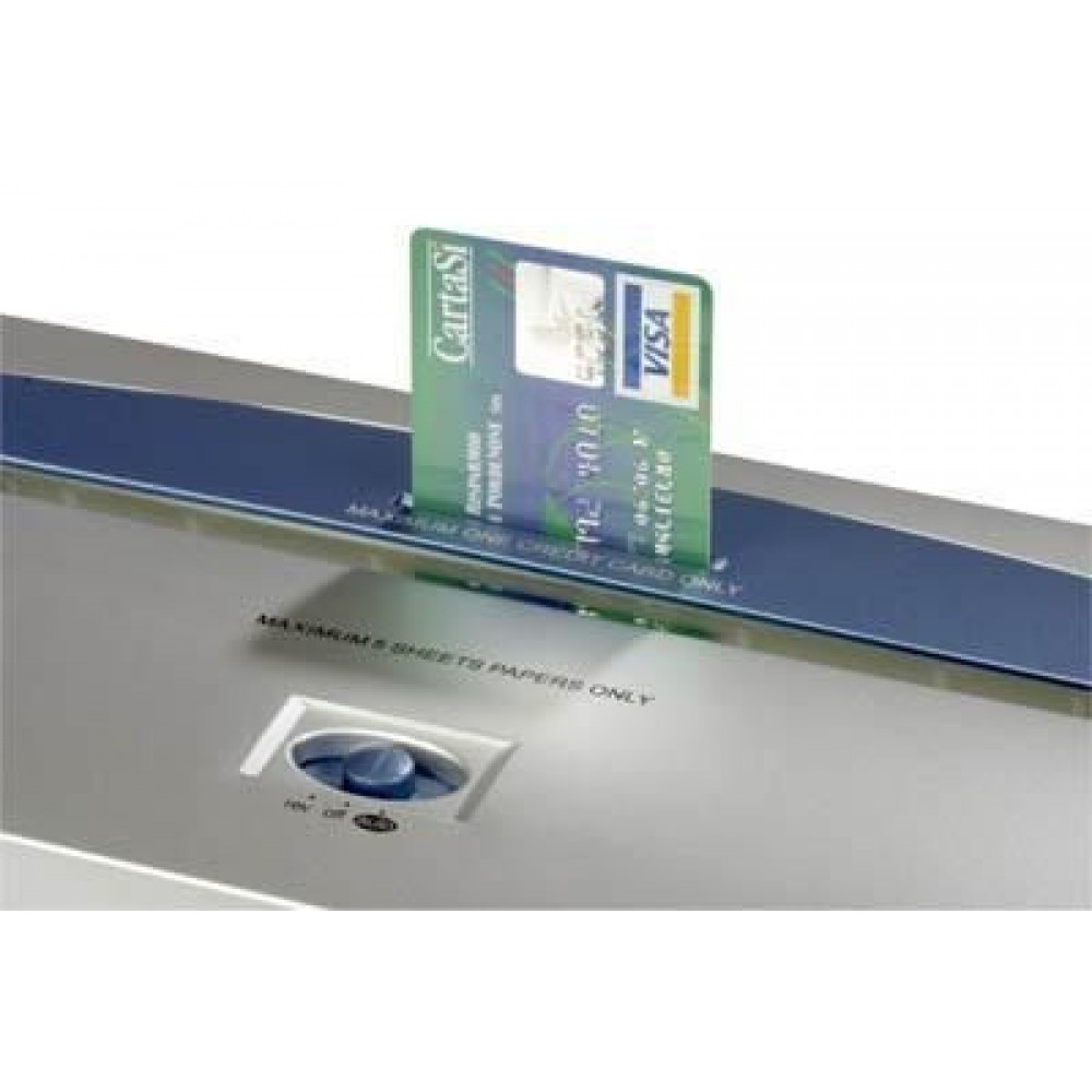 Distruggi documenti/credit card  professionale - Oem - ICA-PPS 05-1
