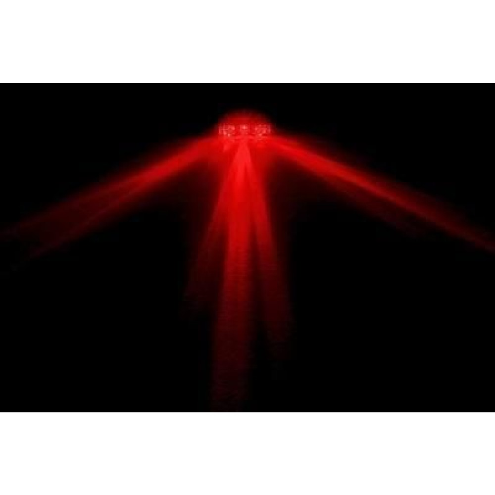 Led luminoso alta intensità colore Rosso - Manhattan - I-LASER-RED-1