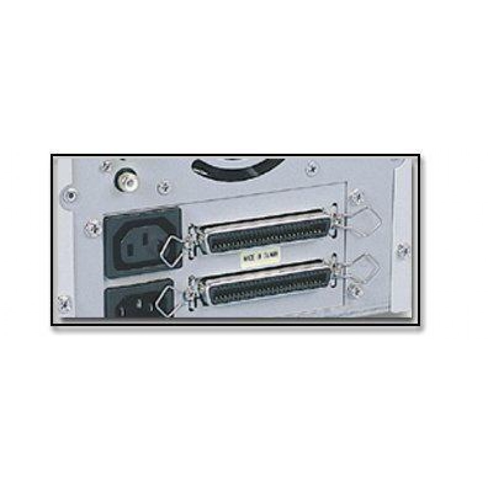Box esterno HDD SCSI I 8 x 5.25'' - Manhattan - I-CASE SCSI-8-1