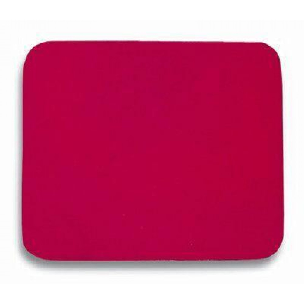 Tappetini Plastificati Manhattan per Mouse Tappetino plastificato rosso - Manhattan - ICA-MP 22-RED-1