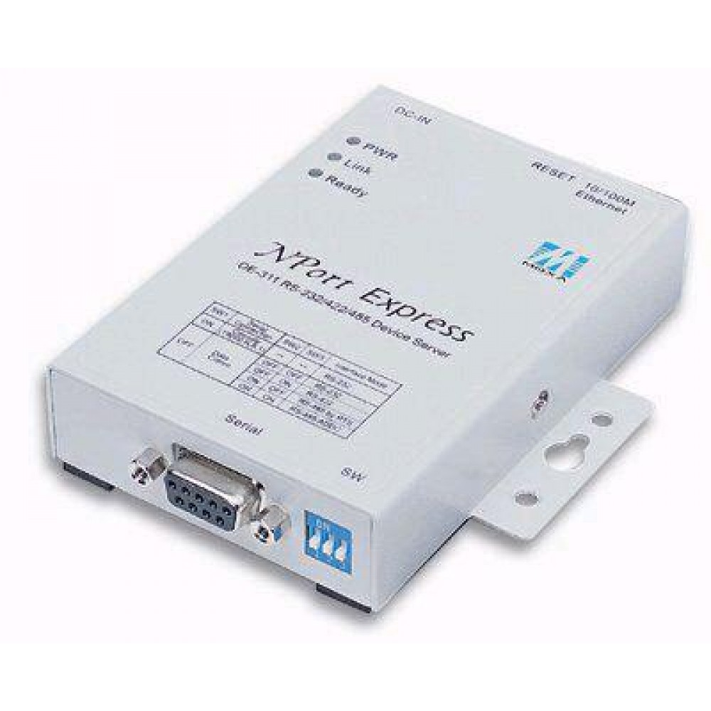 Server Seriale Ethernet - Moxa - ICC IO-DE311-1