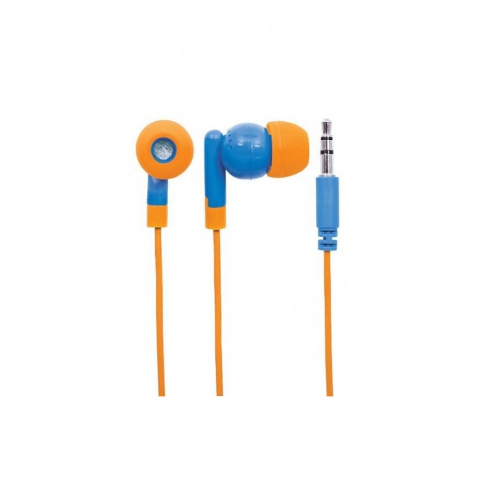 Auricolari POP In-Ear Blu e Arancione - Manhattan - SB-HP POP-OR-1