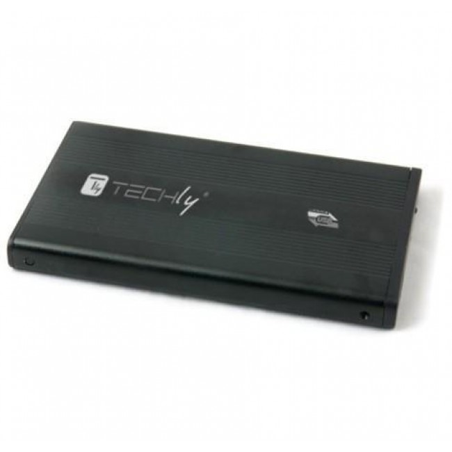 "Box esterno HDD/SSD SATA 2.5"" USB 3.0 - Techly - I-CASE SU3-25B-1"