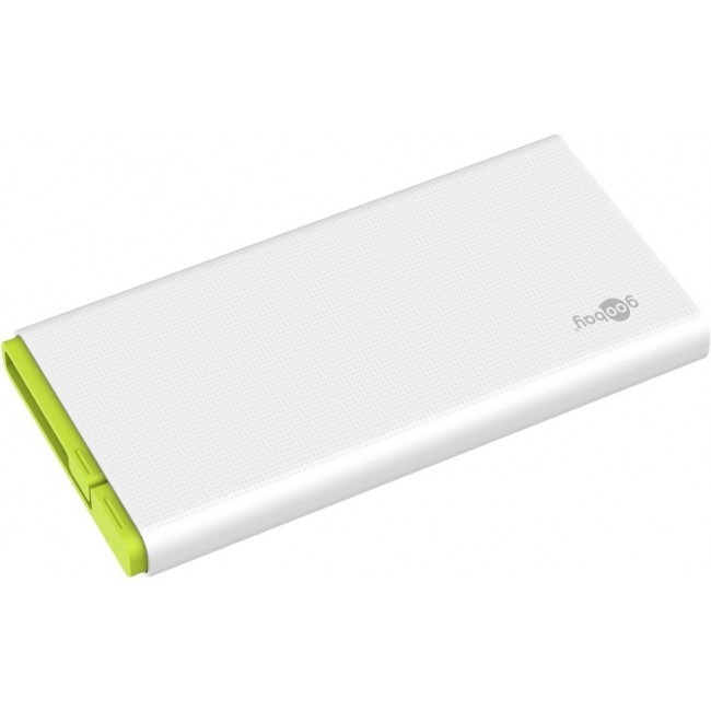 Power Bank 10000 mAh Cavo USB Integrato - Goobay - I-CHARGE-100002U-1