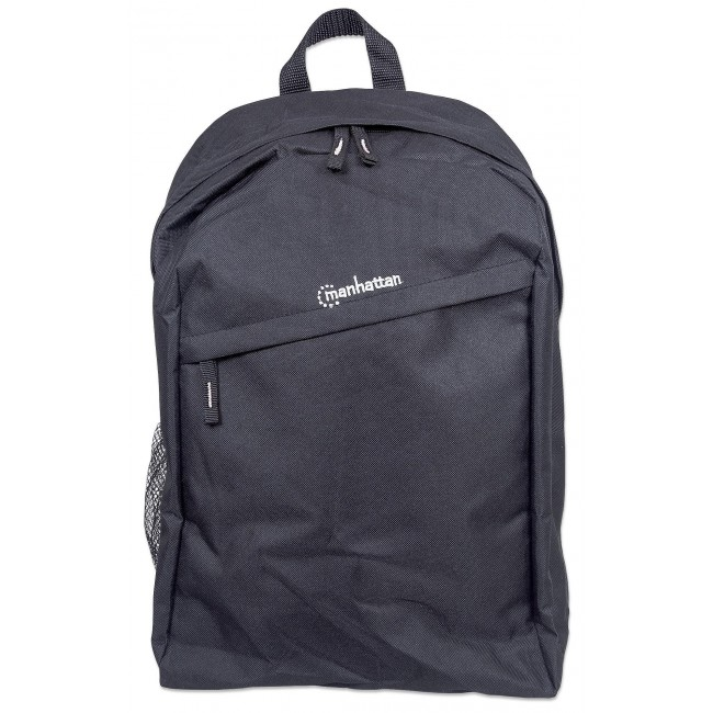 "Zainetto per Notebook 15.6"" Knappack Nero - Manhattan - ICBZ0001-1"