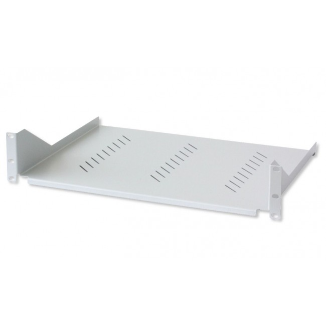 Mensola per Rack 19'' 350 mm 2U Grigia 2 punti - Intellinet - I-CASE TRAY-2-1