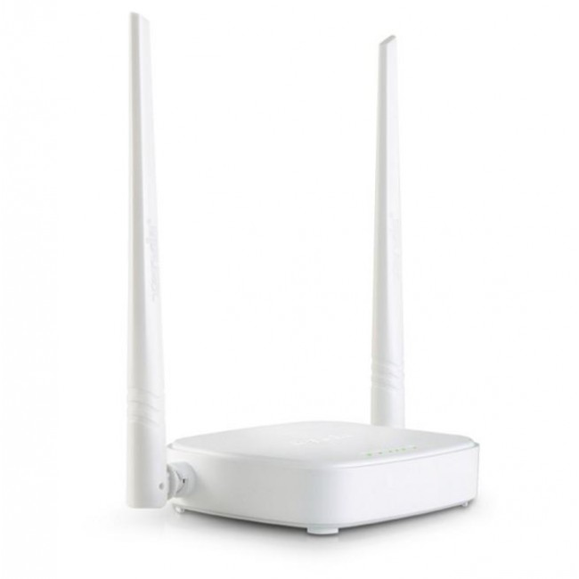 Router Ripetitore Wireless 300Mbps 2 Antenne da 5dBi N301 - Tenda - I-WL-N301