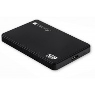 "Box HDD/SSD Esterno SATA 2.5"" USB3.1 SuperSpeed+ Nero - Techly - I-CASE SU31-25TY"