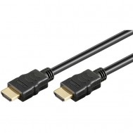 Cavo High Speed HDMI™ con Ethernet 1 metro - Techly - ICOC HDMI-4-010NE
