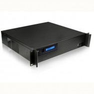 """Chassis Industriale Rack 19""""/Desktop 2U Ultra-compatto  - Techly - I-CASE IPC-240L"""