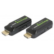 Extender HDMI compatto Full HD su cavo Cat.6/6A/7 max 40m  - Techly - IDATA EXT-E70S