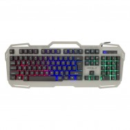 Tastiera Gaming Viking-2 USB Metal GK-1924 - White Shark - ICSB-GK1924