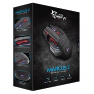 Mouse Gaming 6400 Dpi GM-5005 Marcus RGB Nero