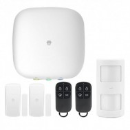 Kit Sistema di allarme WiFi Smart Home Alexa H4 Plus - Chuango - IDATA AF-H4P