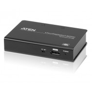 Splitter DisplayPort 4K a 4 porte VS194 - Aten - IDATA VS-194