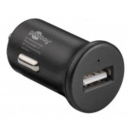 Caricatore USB da auto Quick Charge 2.4A - Goobay - IUSB2-CAR-3AQC2