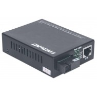 Media converter Gigabit Ethernet WDM Bidirezionale Single Mode RX1310/TX1550 - Intellinet - I-ET LX-WDM2