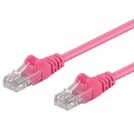 Cavo di rete Patch CCA Cat. 6 Rosa UTP 5 m - Intellinet - ICOC CCA6U-050-PK
