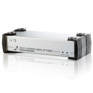 Splitter DVI con Audio a 2 porte VS162 - Aten - IDATA VS-162