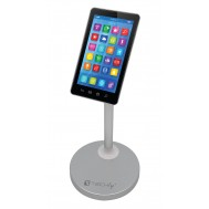 Supporto Magnetico da Tavolo per Smartphone e Tablet - Techly - I-SMART-DESKS