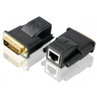 Mini Estensore Video DVI Cat5E/6 (20m), VE066 - Aten - IDATA VE-066