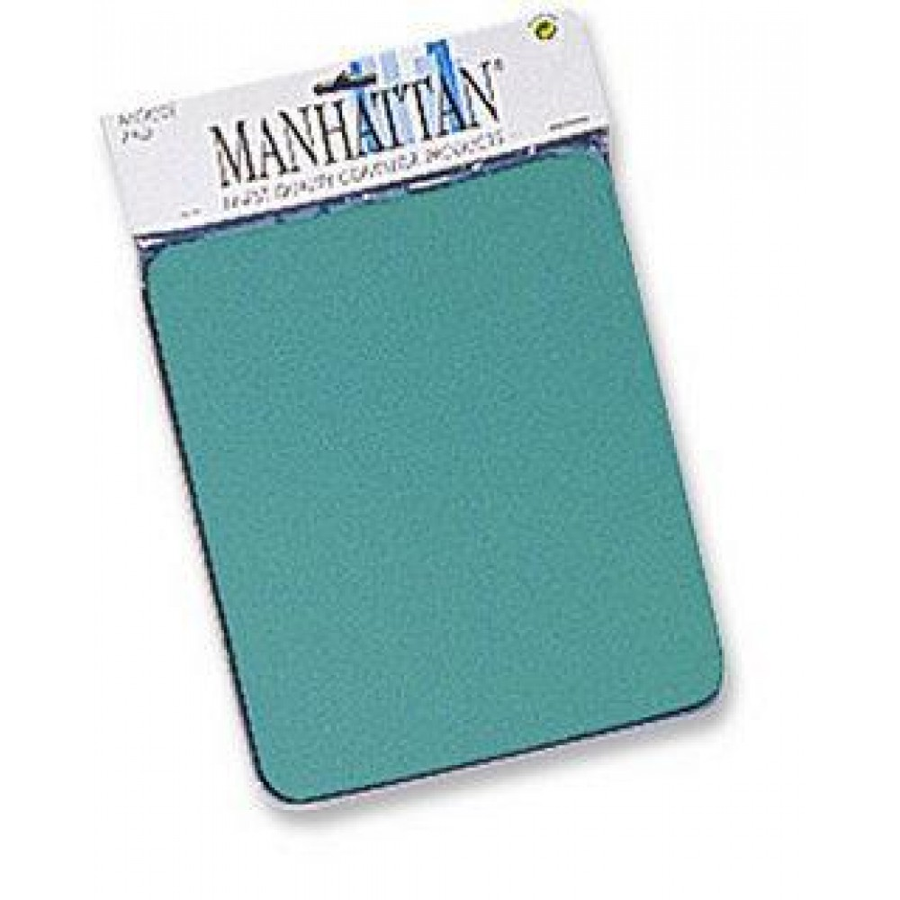 Tappetino Manhattan per Mouse, 6 mm, Verde - Manhattan - ICA-MP 11-GREE-1