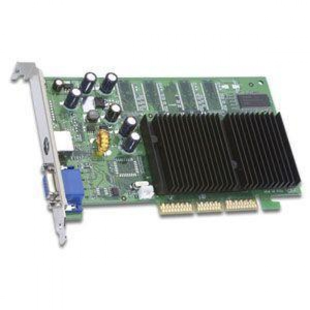 Scheda video AGP 128 Mbyte (GeForce FX 5200) - Oem - ICC VGA-AGP-128-1