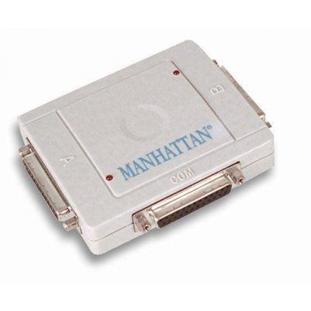 Compact auto sw. 2in/1out seriale - Manhattan - IDATA 825-SE-1