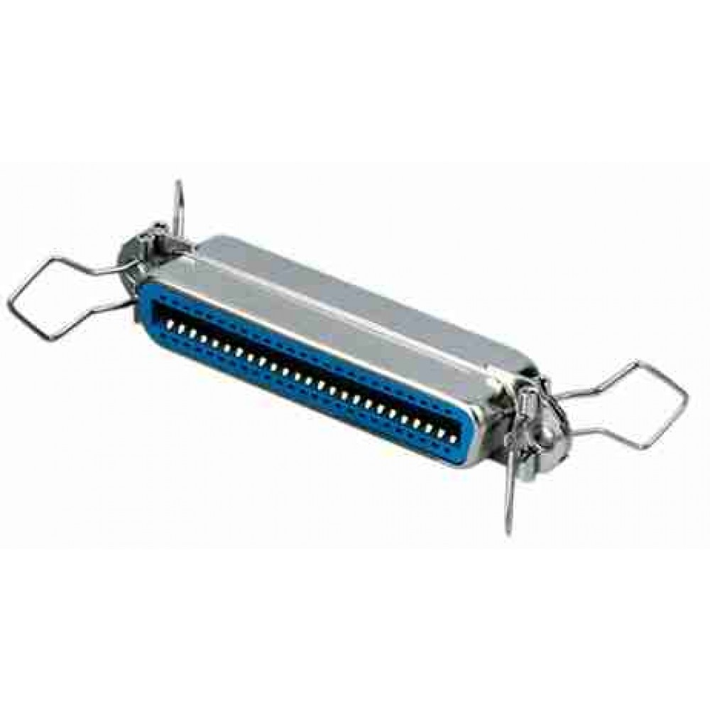 Mini Gender Changer Standard Mini gender changer 36 poli Centronics F/F - Manhattan - IADAP 735-36-1
