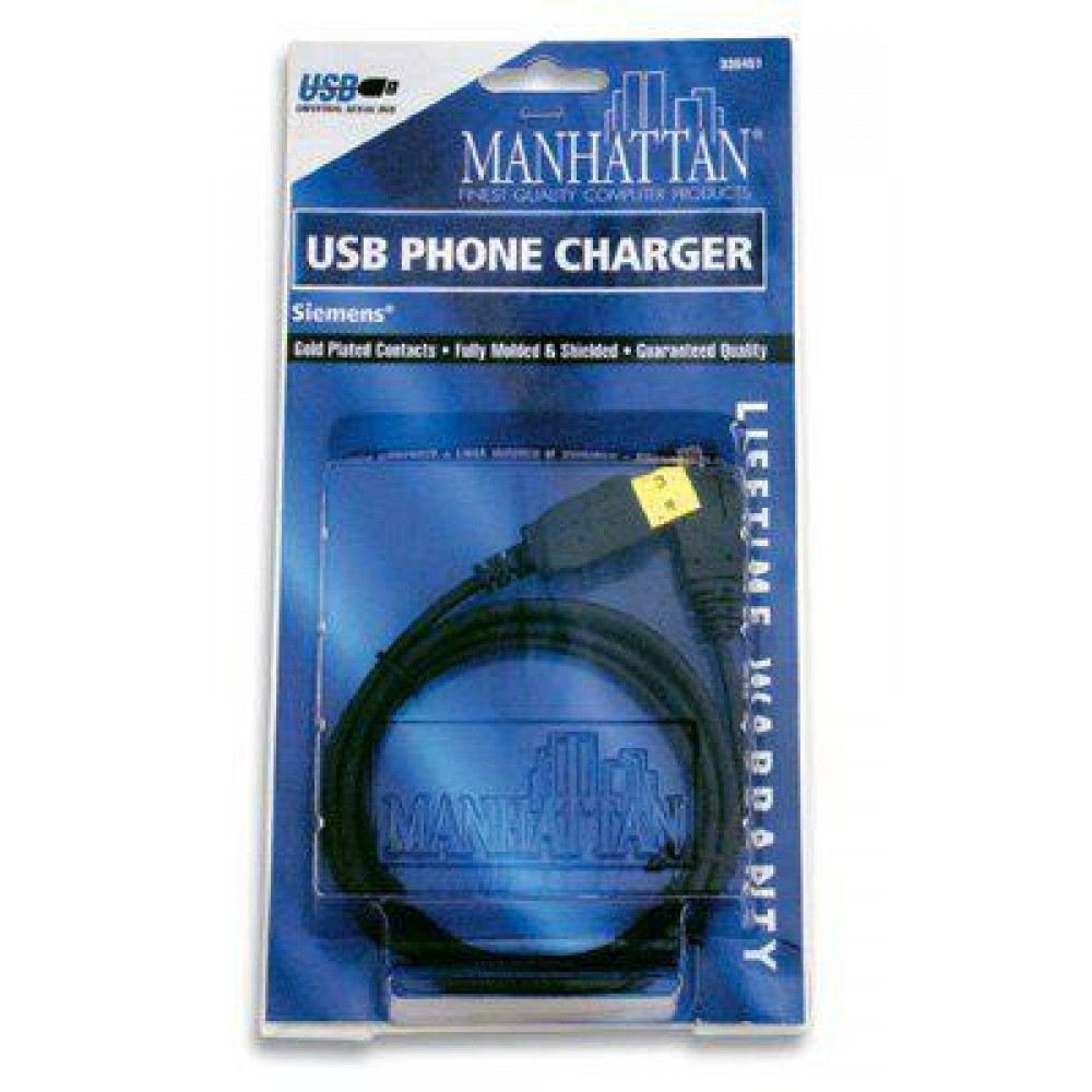 Siemens - Manhattan - I-CHARGE CONN-S-1
