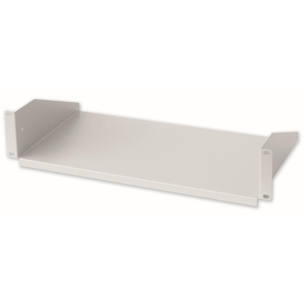 Mensola per Rack 19'' 250 mm 2U Grigia 2 punti - Intellinet - I-CASE TRAY-4-1