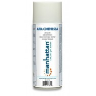 Bomboletta Spray Aria Compressa per Pulizia 400ml - Manhattan - ICA-CA 100